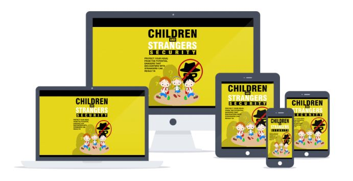 Children And Strangers Security: Ensuring Child Safety – Ebook