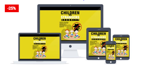 Children And Strangers Security: Ensuring Child Safety – Ebook For You